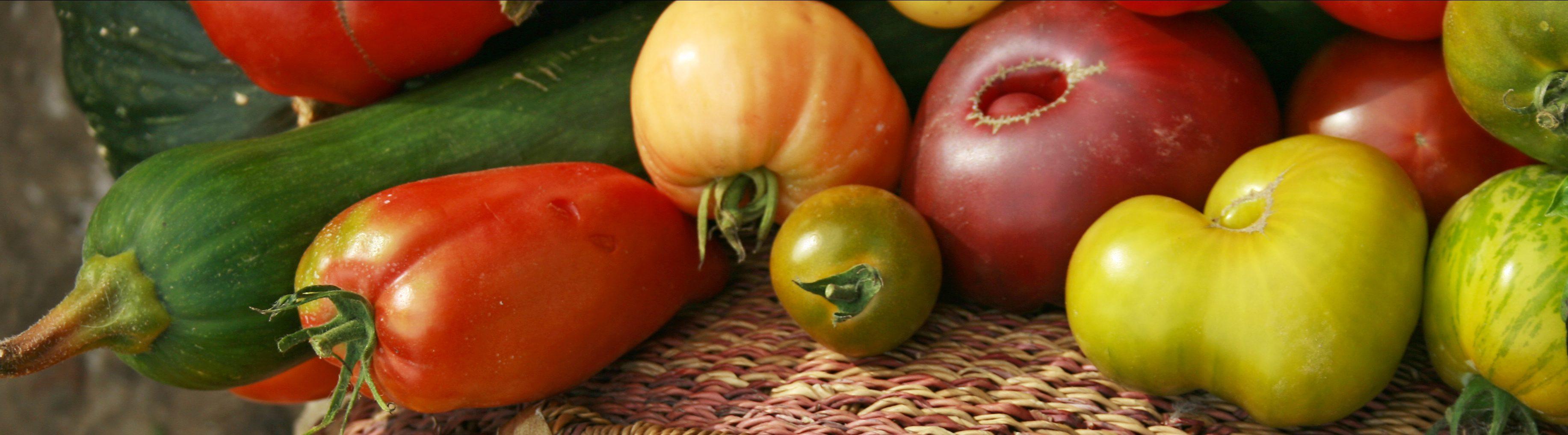 Légumes fontaine pareuse